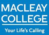 Macleay college logo sq